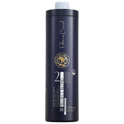 Pataua Brazil Protect Blond Color Ice Mask - Máscara Matizadora 750ml