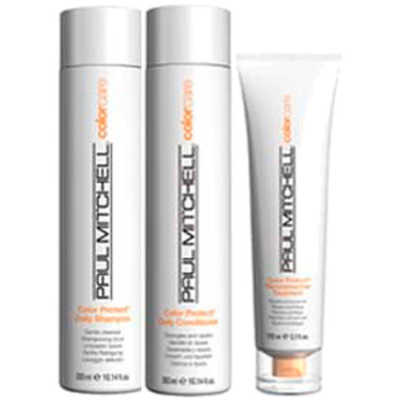 Paul Mitchell Color Care Kit (3 Produtos)