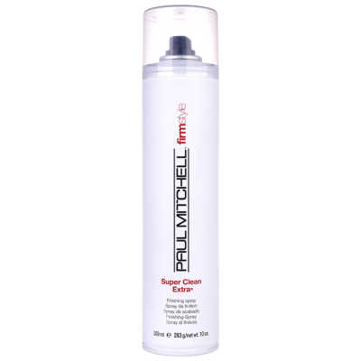Paul Mitchell Firm Style Super Clean Extra Firm Hold Spray - Modelador 359ml