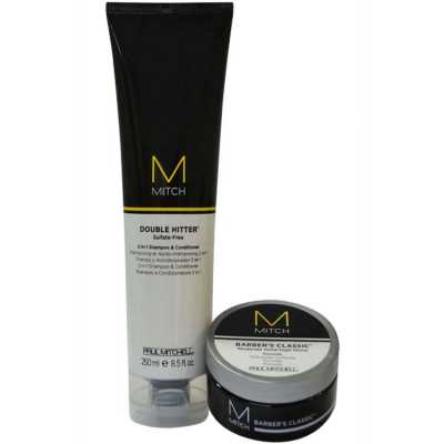 Paul Mitchell Mitch Barber'S Hitter Kit (2 Produtos)
