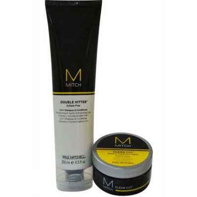 Paul Mitchell Mitch Double Cut Kit (2 Produtos)