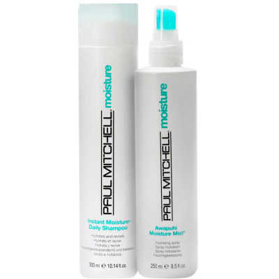 Paul Mitchell Moisture Daily Awapuhi Kit (2 Produtos)