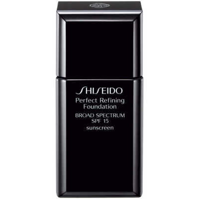 Shiseido Perfect Refining Foundation SPF 15 D20 Rich Brown - Base Líquida 30ml