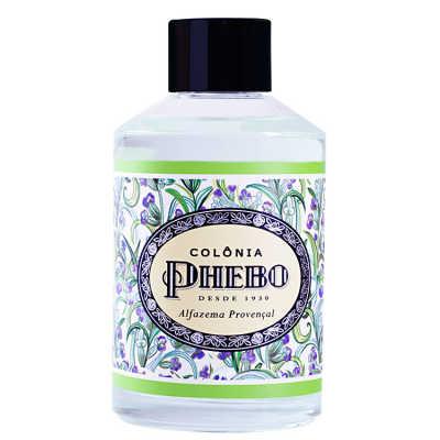 Phebo Mediterrâneo Colônia Alfazema Provençal Perfume Unissex - Eau de Cologne 200ml