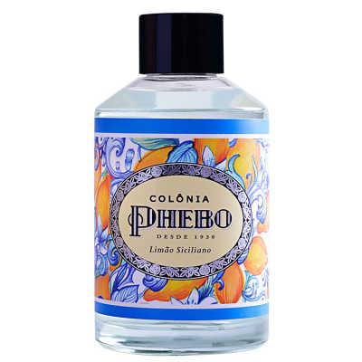 Phebo Mediterrâneo Colônia Limão Siciliano Perfume Unissex - Eau de Cologne 200ml
