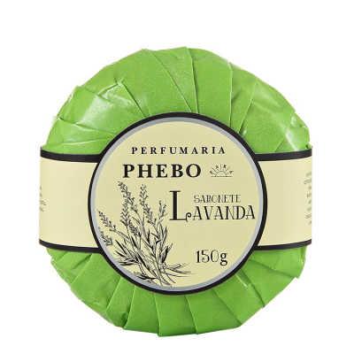 Phebo Perfumaria Lavanda - Sabonete em Barra 150g