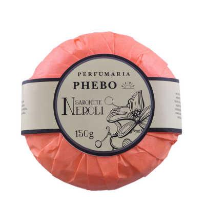 Phebo Perfumaria Neroli - Sabonete em Barra 150g