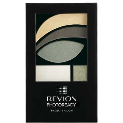 Revlon Photoready Primer + Shadow Pop Art - Paleta de Sombras 2,8g
