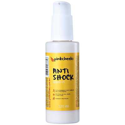 Pink Cheeks Anti Shock - Leave-in 120ml