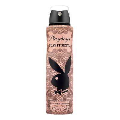 Playboy Play It Sexy - Desodorante Feminino 150ml