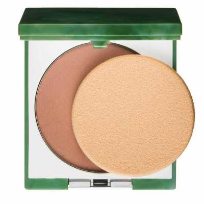 Clinique Stay Matte Sheer Pressed Powder Stay Honey - Pó Compacto 7,6g