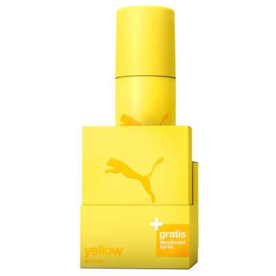 Puma Conjunto Feminino Yellow - Eau de Toilette 40ml + Desodorante 150ml