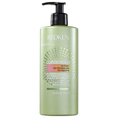 Redken Curvaceous No Foam Highly Conditioning Cleanser - Shampoo 2 em 1 500ml