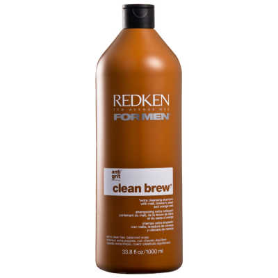 Redken for Men Clean Brew - Shampoo 1000ml