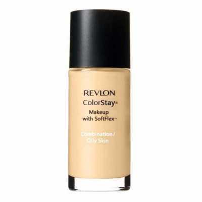 Revlon ColorStay Pele Mista e Oleosa Golden Beige - Base Líquida 30ml