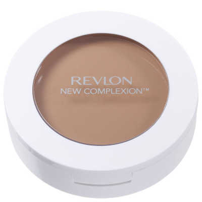 Revlon New Complexion One-Step Compact Makeup Natural Beige - Base 2Em1 9,9g