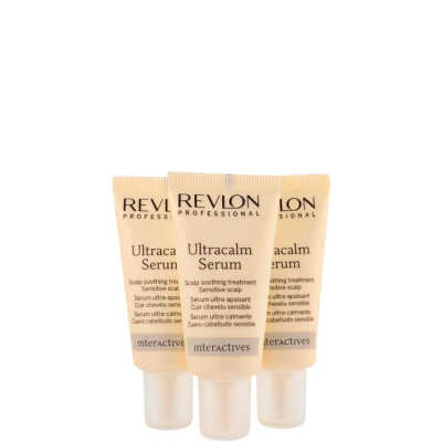 Revlon Professional Sos Calm Ultracalm Serum - Tratamento 3x18ml