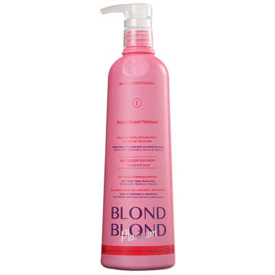 Richée Professional Blond Blond Platinum – Máscara Matizante 700ml