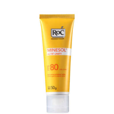 RoC Minesol Actif Unify Fps 80 50gr