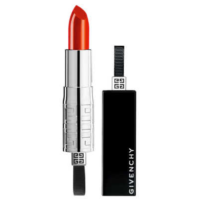 Givenchy Rouge Interdit 64 Glamourous Orange - Batom 3,5g