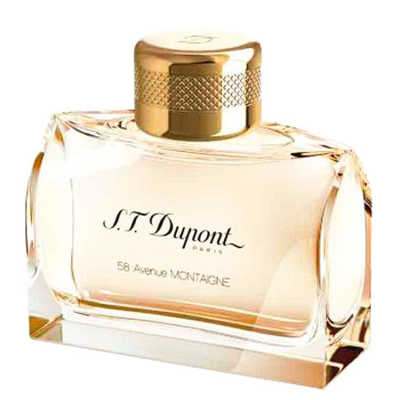 S. T. Dupont 58 Avenue Montaigne Pour Femme Perfume Feminino - Eau de Parfum 90ml