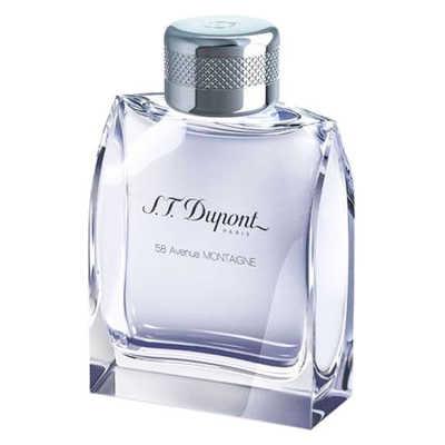 58 Avenue Montaigne Pour Homme S. T. Dupont Eau de Toilette - Perfume Masculino 50ml