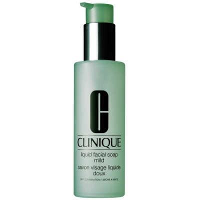 Clinique Liquid Facial Soap Mild - Sabonete Líquido 200ml