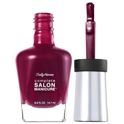 Sally Hansen Complete Salon Manicure 421 Ruby Do - Esmalte 14,7ml