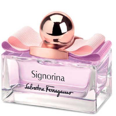 Salvatore Ferragamo Perfume Feminino Signorina - Eau de Toilette 100ml