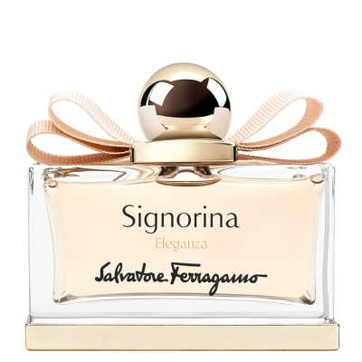 Salvatore Ferragamo Signorina Eleganza Perfume Feminino - Eau de Parfum 100ml