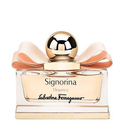 Salvatore Ferragamo Perfume Feminino Signorina Eleganza - Eau de Parfum 50ml
