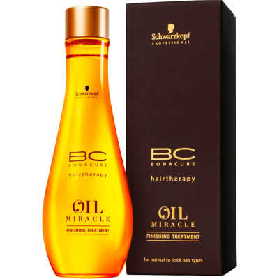 Schwarzkopf Professional BC Bonacure Oil Miracle Finishing Treatment - Óleo de Argan 100ml