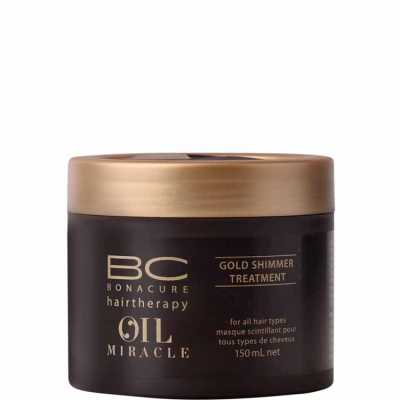 Schwarzkopf Professional BC Bonacure Oil Miracle Gold Shimmer Treatment - Máscara 150ml
