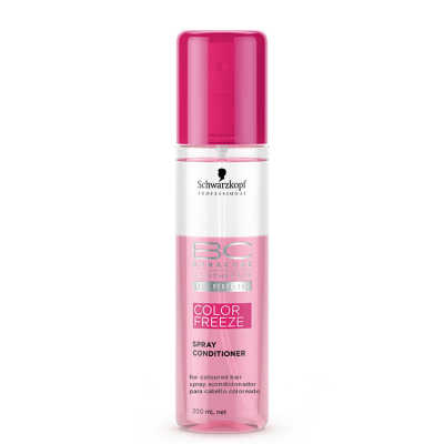 Schwarzkopf Professional BC Bonacure Color Freeze Spray Conditioner - Leave-In 200ml