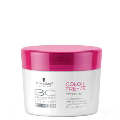 Schwarzkopf Professional BC Bonacure Color Freeze Treatment - Máscara 200ml