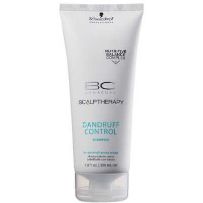Schwarzkopf Professional BC Bonacure Scalptherapy Dandruff Control - Shampoo 200ml