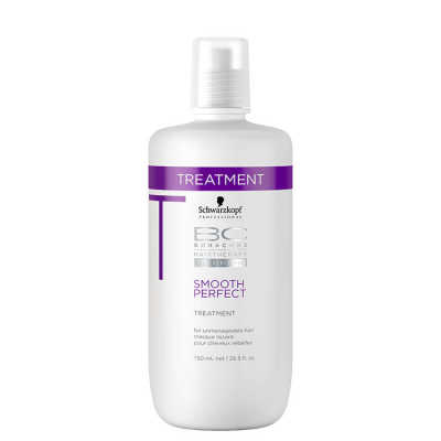 Schwarzkopf Professional BC Bonacure Smooth Perfect Treatment - Máscara 750ml