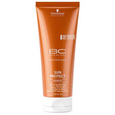 Schwarzkopf Professional BC Bonacure Sun Protect - Shampoo 200ml