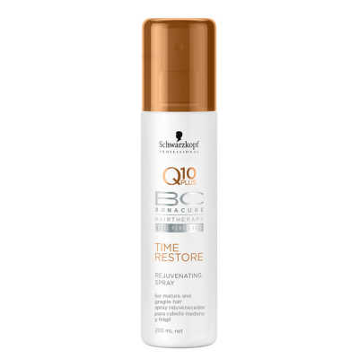 Schwarzkopf Professional BC Bonacure Q10 Time Restore Rejuvenating Spray - Leave-In 200ml