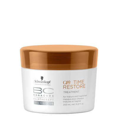 Schwarzkopf Professional BC Bonacure Q10 Time Restore Treatment - Máscara 200ml