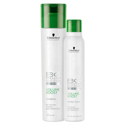 Schwarzkopf Professional BC Bonacure Volume Boost Perfect Kit (2 Produtos)