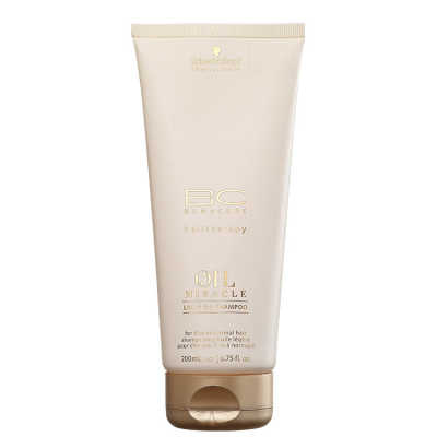 Schwarzkopf Professional BC Bonacure Oil Miracle Light Oil - Shampoo 200ml