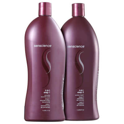 Senscience C.P.R. Reconstructor Repair Salon Duo Kit (2 Produtos)
