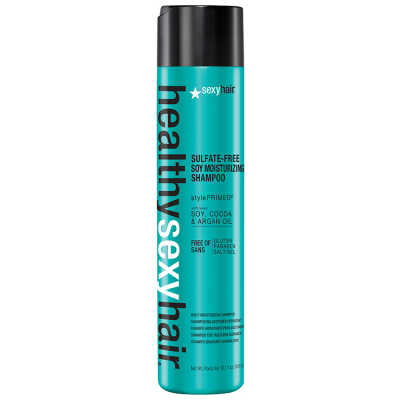 Sexy Hair Healthy Color Safe Soy Moisturizing - Shampoo 300ml
