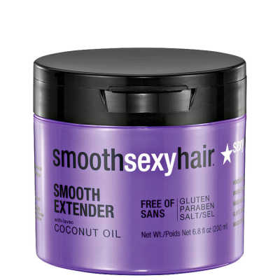 Sexy Hair Smooth Extender - Máscara 200ml