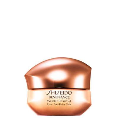 Shiseido Benefiance Wrinkle Resist 24 Intensive Eye Contour Cream - Creme Antiidade para os Olhos 15ml