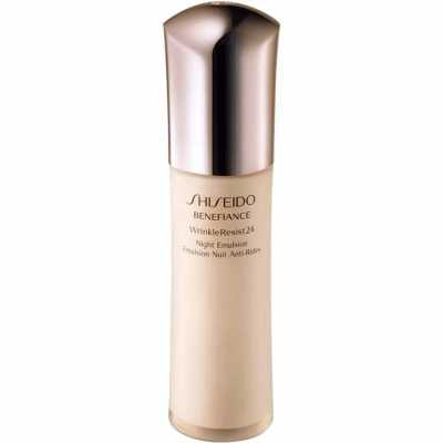 Shiseido Benefiance Wrinkle Resist 24 Night Emulsion - Emulsão Noturna Antienvelhecimento 75ml