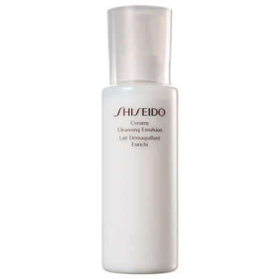 Shiseido Creamy Cleasing Emulsion - Emulsão de Limpeza 200ml