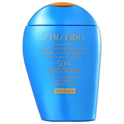 Shiseido Expert Sun Aging Protection Lotion Plus SPF 50 - Protetor Solar 100ml