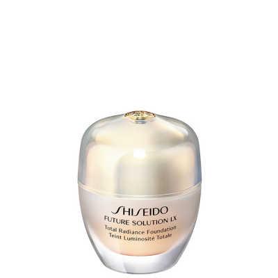 Shiseido Future Solution LX Total Radiance Foundation FPS 15 I60 - Base Cremosa 30ml